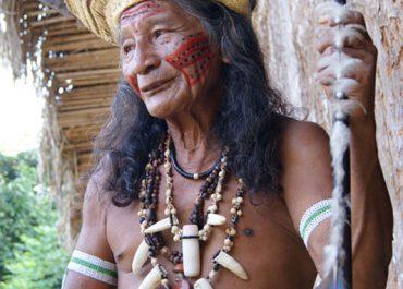 Šaman z Peru