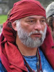 Carlos Barrios, Mayský starší a spisovatel