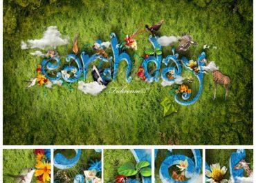 Earth Day by FaMz da