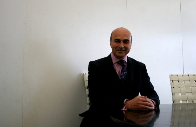Philip Lymbery, autor knihy Farmageddon