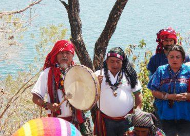 Guatemalští šamaní 2012 - Papa Pedro