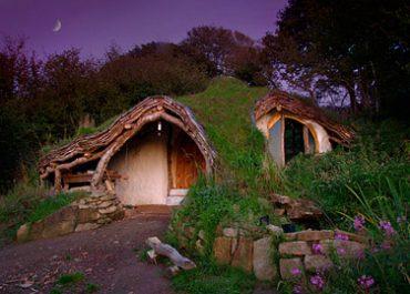 Hobbití dům