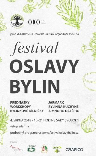 Festival Bylin v Opavě - 4.8.2018