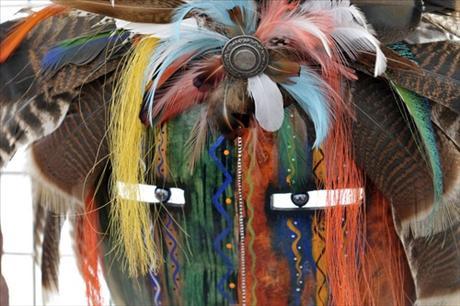 Šamanská maska