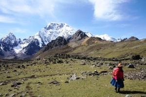 Posvátná hora Ausangate