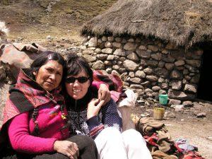 Olga Vilímková se do Peru zamilovala, když tam působila v roce 2001 jako dobrovolná učitelka.
