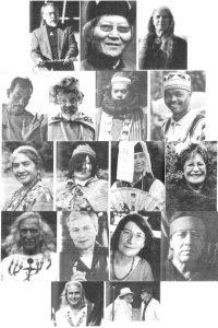Poselství šamanů - šamani