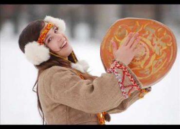 Čukotská šamanka Aziza Ibragimova