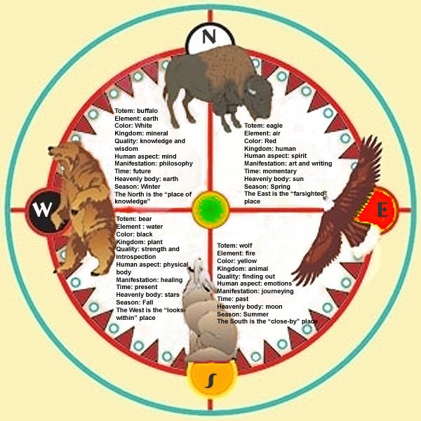 Medicínský kruh - detailní popis (v angličtině)
