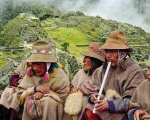 Peruánští Indiáni Queros