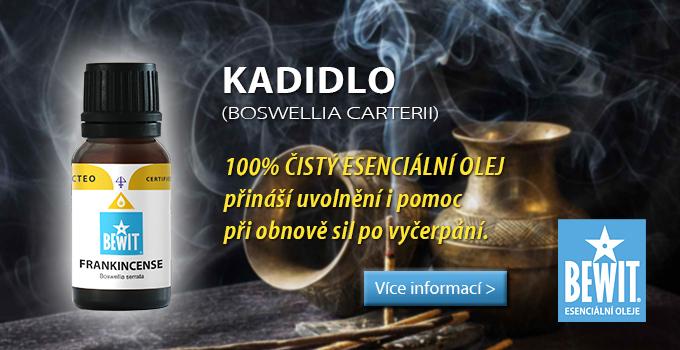 BEWIT - 100% esenciální oleje
