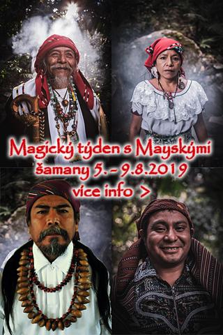 Magický týden se šamany z Guatemaly