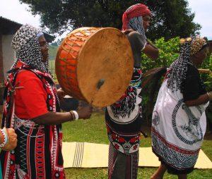 Afričtí šamani