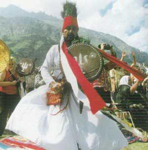 Nepálský šaman