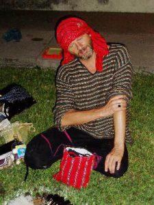 Šaman Bill - v Guatemale známý jako Doctor Gato