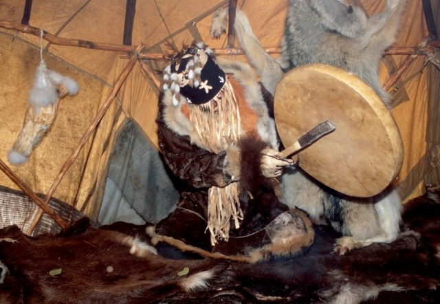 Cestující šaman - Ailo-Gaup