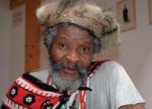 Cestující šaman - Percy Nditembile Konqobe