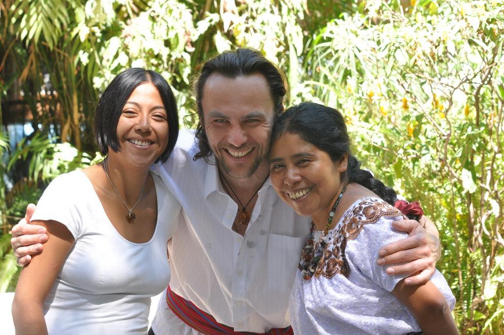 Guatemalští šamaní 2012 - Nana Maria, Dominik
