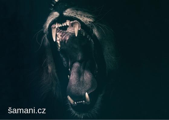 Strach z pohledu šamanismu