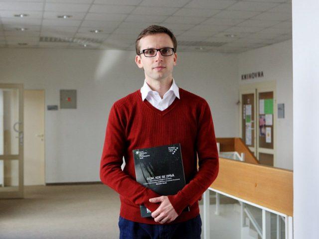 Sociální antropolog Miroslav Horák
