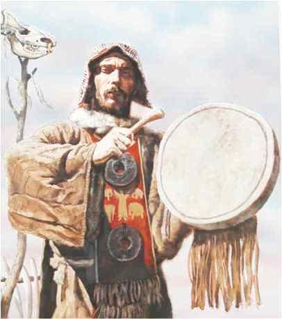 Šaman v čechách