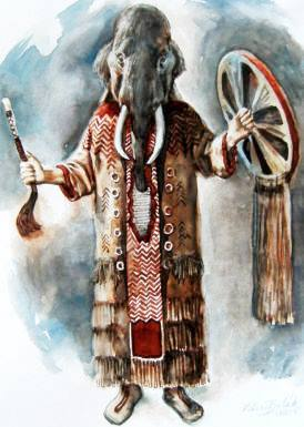 Šamani na Moravě