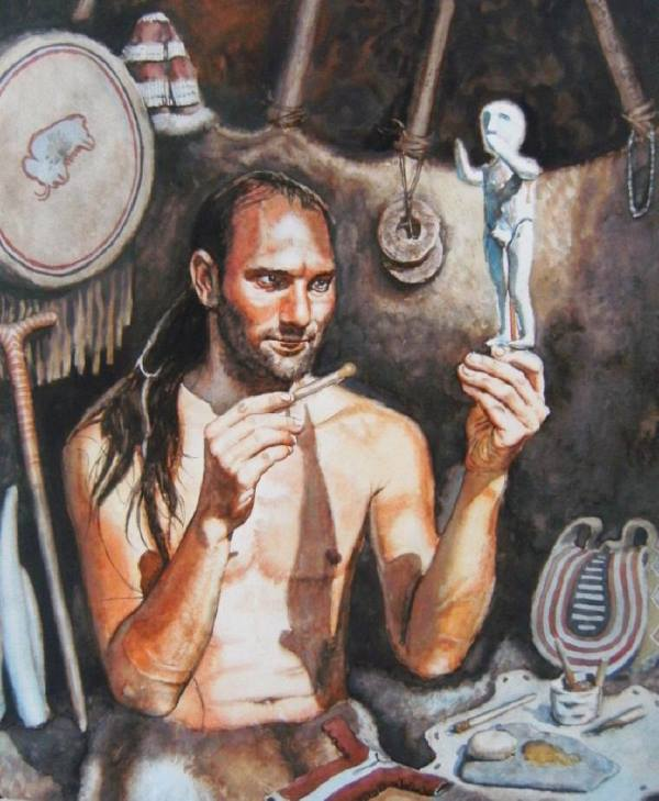 Chata šamana