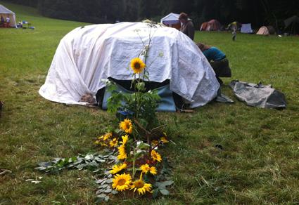 Šamanský seminár s hostkou Sue Moondragon (UK)  (+potná chyža)