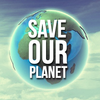 Saving our planet earth essay