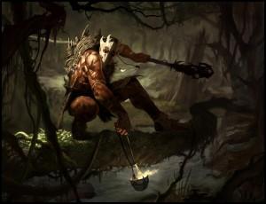 šamanská cesta do podsvětá